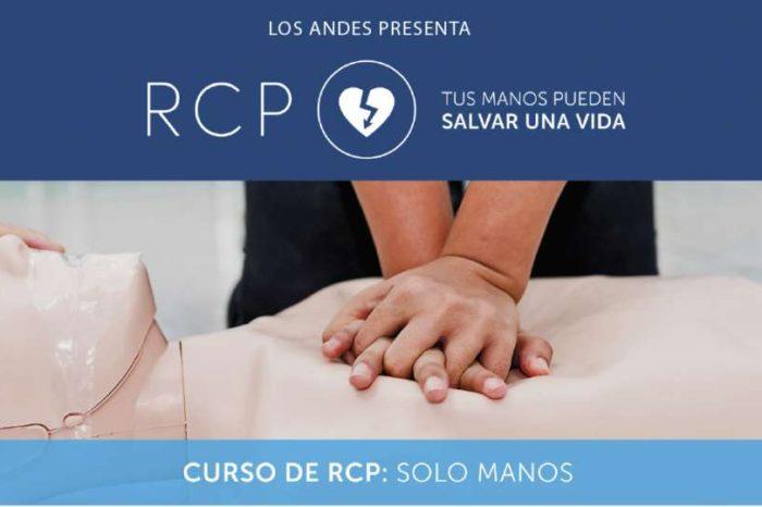 tus manos pueden salvar una vida