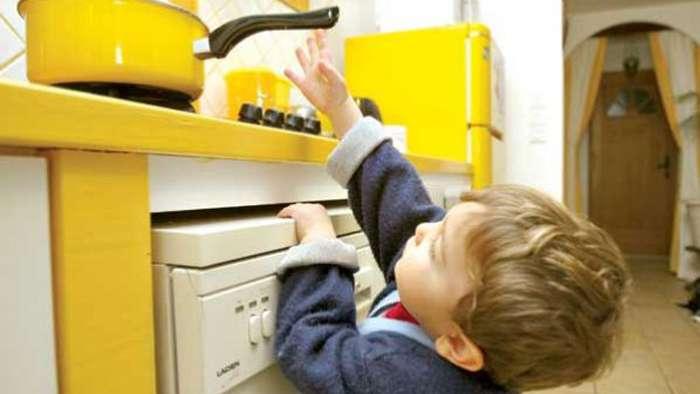El 90% de las quemaduras en niñas y niños pequeños sucede en el hogar