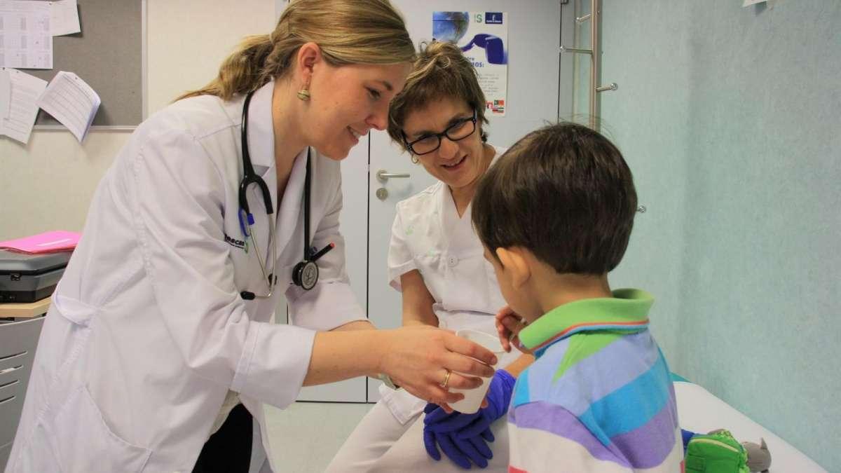 La mayoria de las enfermedades poco frecuentes afectan a niñas y niños