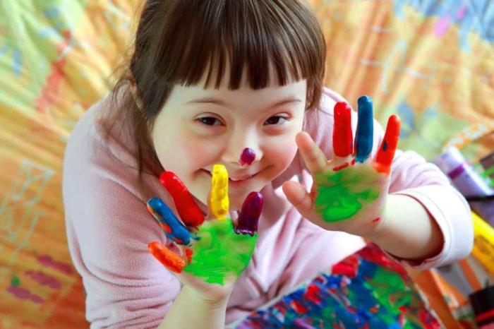 Se conmemoro el dia de las personas con Sindrome de Down