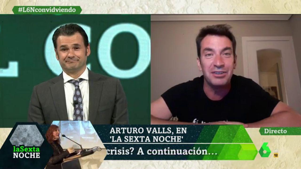 """Arturo Valls y la tension en la politica: """"Es bastante lamentable, lo que debemos hacer es votar"""""""