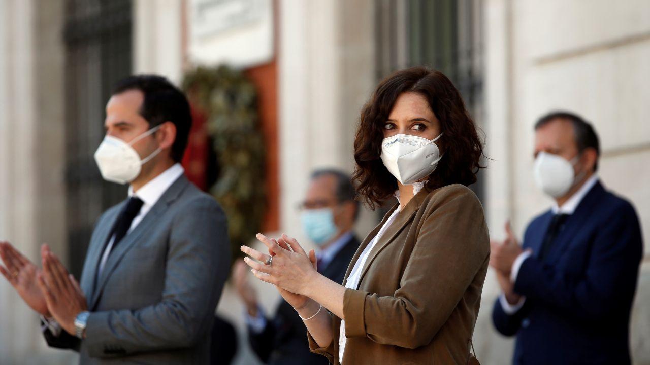 """Ayuso carga contra Pablo Iglesias: """"Ha echado gasolina siempre que ha podido"""""""