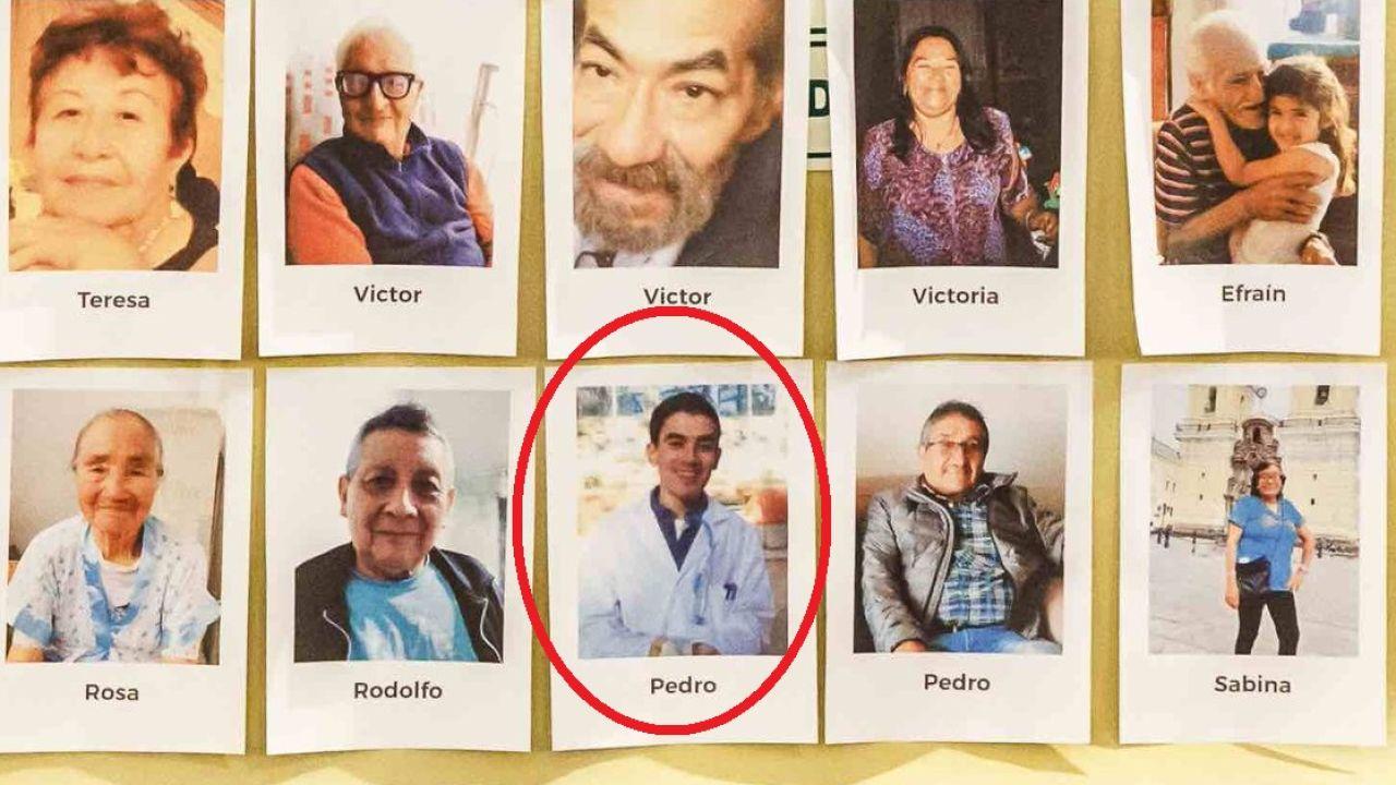 Una foto del actor porno Jordi 'El Niño Polla' se cuela en un homenaje a victimas del coronavirus en Peru
