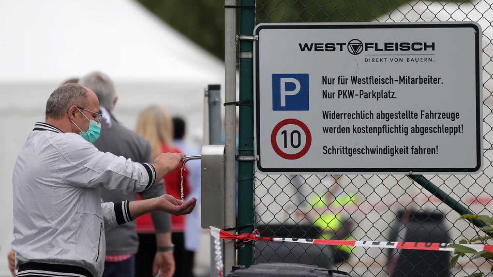 Coronavirus | Nuevo brote en Alemania: un centenar de positivos y 700 aislados en varios bloques de edificios