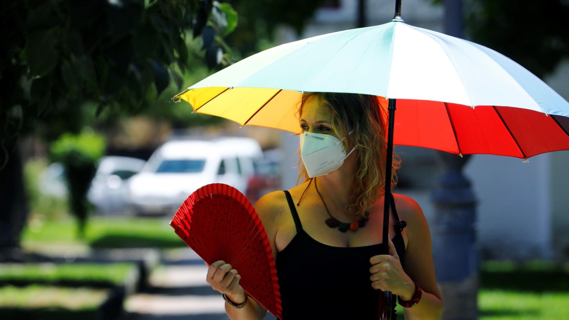 Una masa de aire muy calido de origen africano provocara un episodio de altas temperaturas – RTVE.es