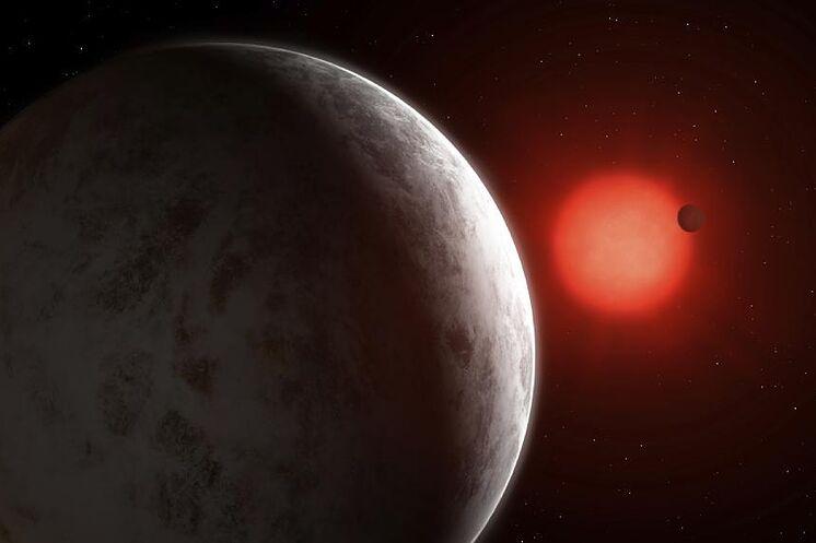 Descubren dos supertierras a solo 11 años luz