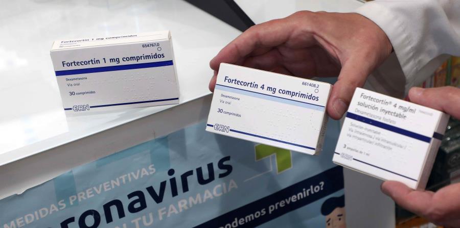 La OMS advierte que la dexametasona solo debe usarse en casos graves de COVID-19
