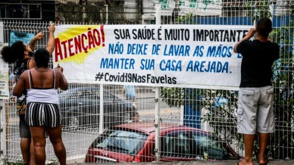 Las favelas de Brasil en una situacion critica por la ausencia del estado
