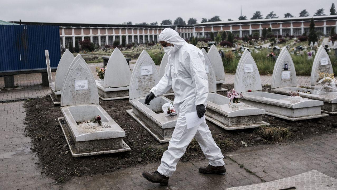 Coronavirus: en Europa murieron 140.000 personas mas que años anteriores