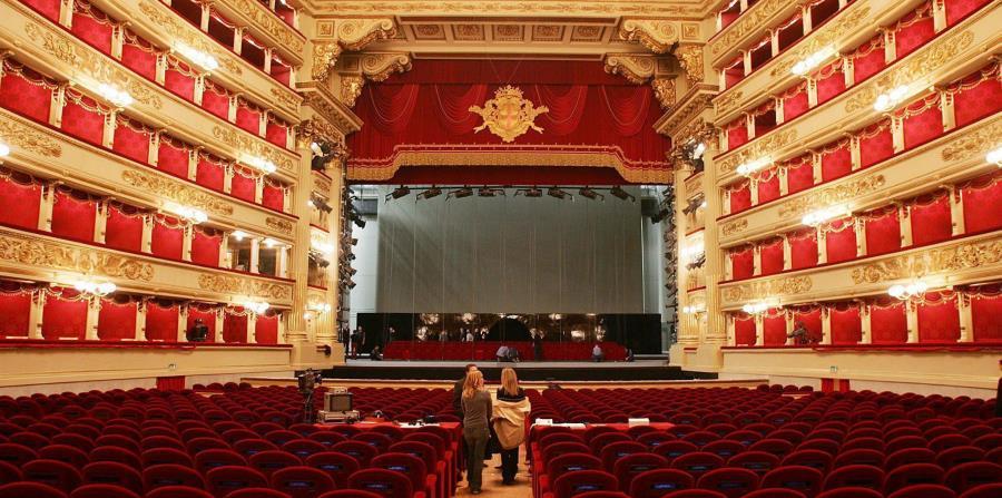 La Scala de Milán reabre con público reducido