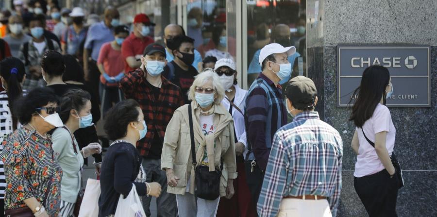 """La OMS aclara """"malentendido"""" sobre la transmisión del coronavirus a través asintomáticos"""