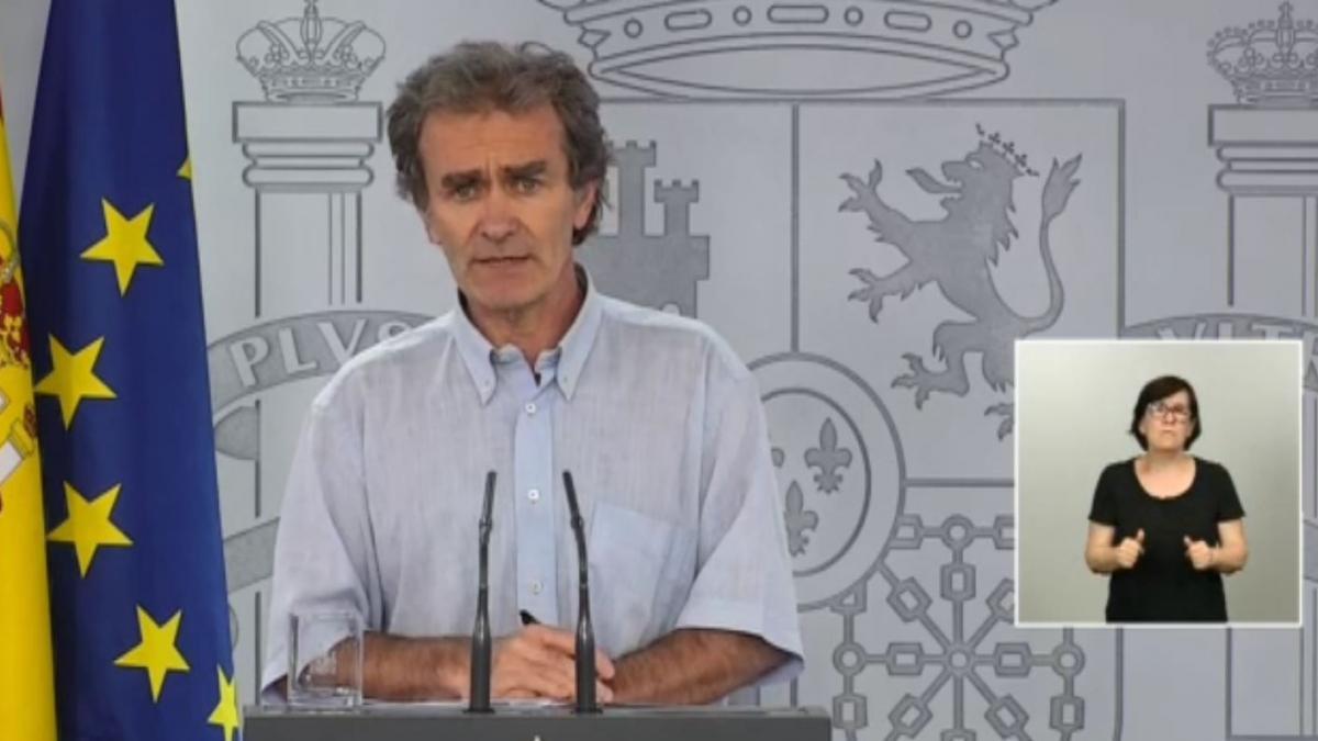 """Simon: """"La dexametasona se habia utilizado de forma sintomatica, pero el estudio de Oxford incita a utilizarlo mas"""""""