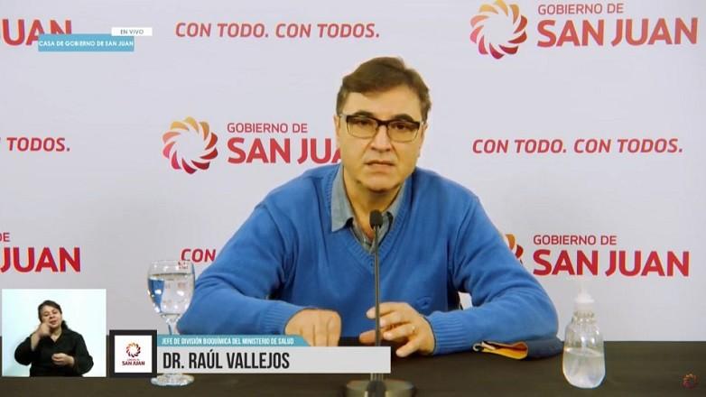 En San Juan ya hicieron mas de 5000 test de coronavirus