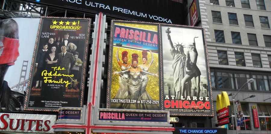 Broadway no abrirá sus teatros hasta el 2021