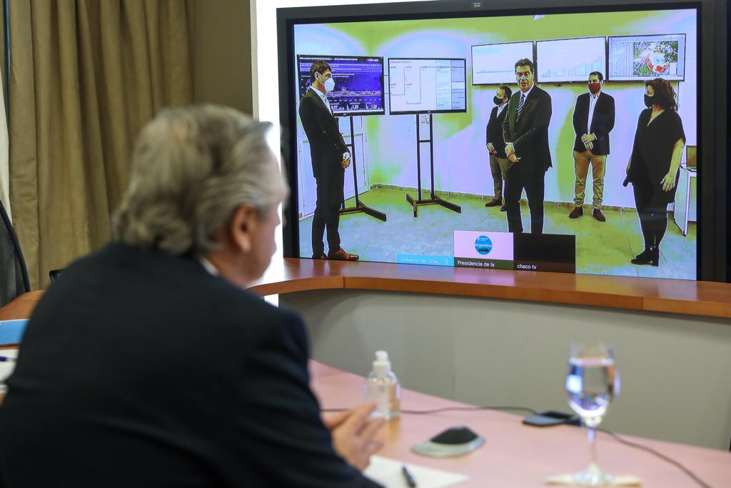 Coronavirus: Alberto Fernandez reforzo el apoyo a Chaco ante la crisis sanitaria