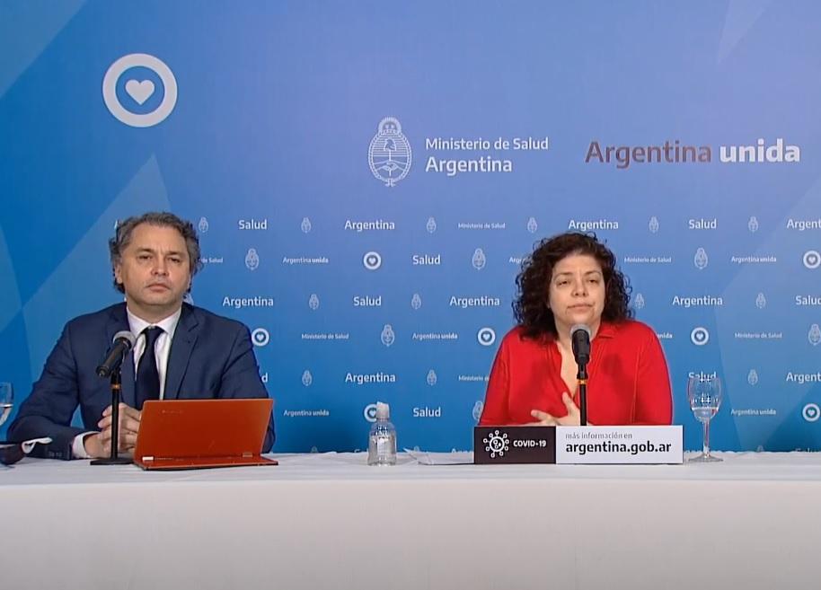 """Coronavirus: """"Argentina esta dentro de los tres paises con menor cantidad de fallecidos de America"""""""