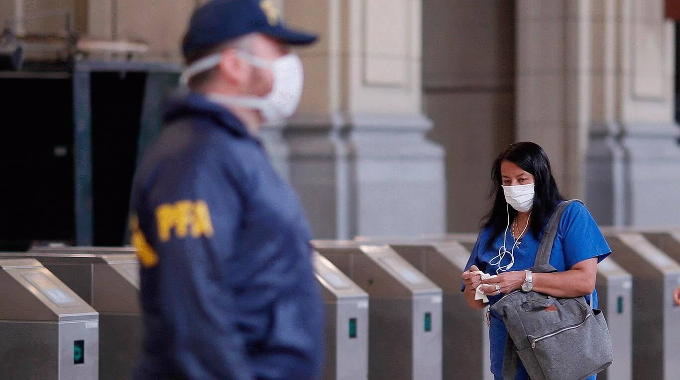 Coronavirus: se registraron 2.060 casos nuevos en la Argentina en las ultimas 24 horas