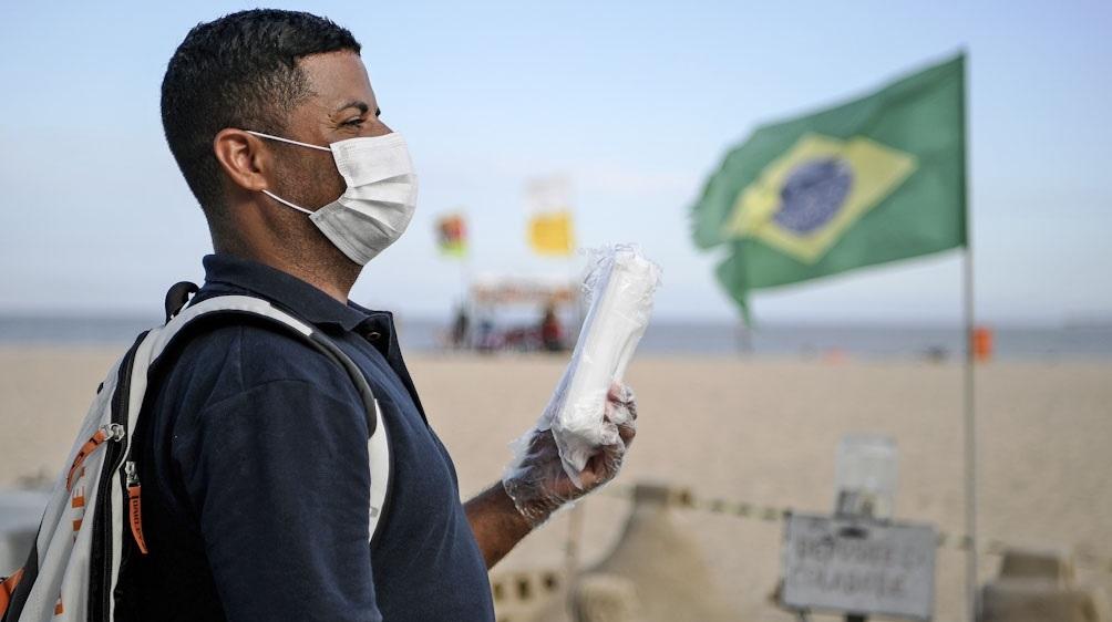 Coronavirus en Brasil: San Pablo tendria 10 veces mas casos que las cifras oficiales