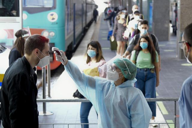 Volvieron a aumentar los casos de coronavirus: 1.386 contagios mas en las ultimas 24 horas