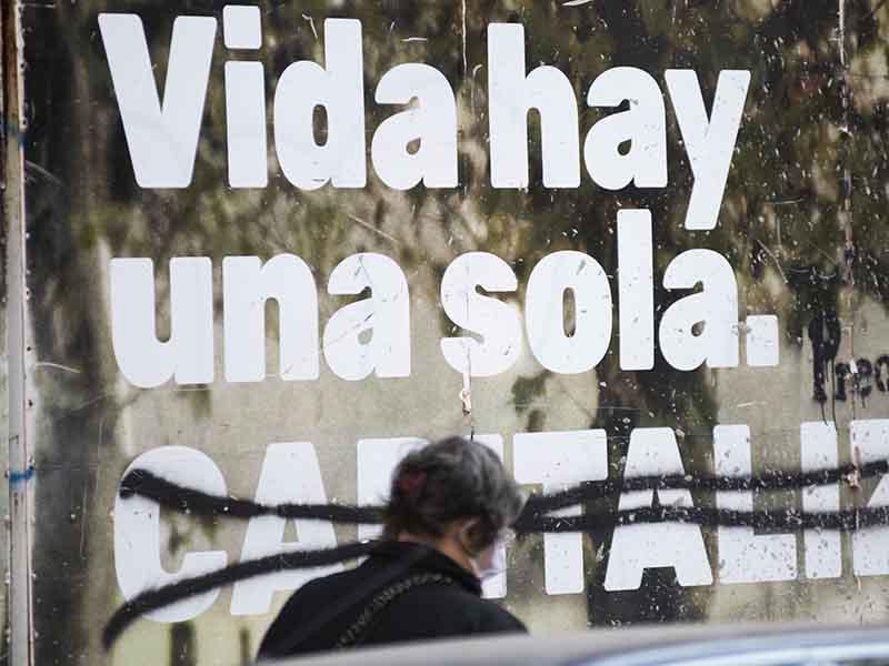 Coronavirus: una mujer murio en Rosario y es la cuarta victima fatal de la provincia