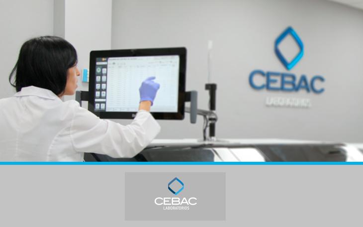 El laboratorio CEBAC cuenta con nuevos kits de deteccion del Covid-19: Abbott RealTime SARS-CoV-2
