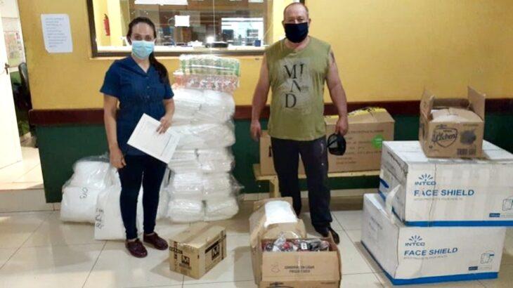 Desde el Ministerio de Salud de Misiones distribuyeron insumos medicos a los 49 hospitales publicos de la provincia