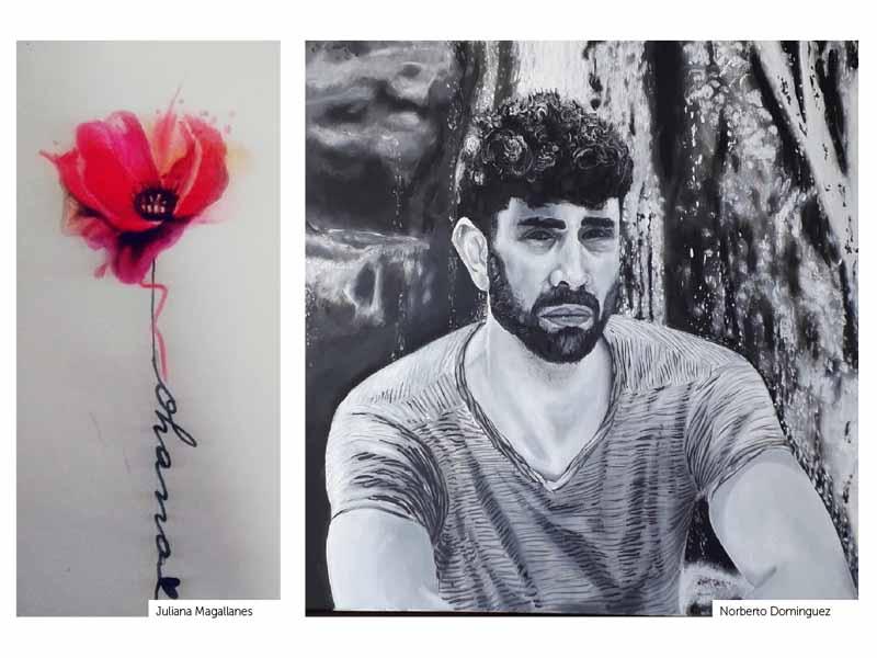 Arte para conectarnos, libro virtual con mas de 430 obras creadas en pleno aislamiento