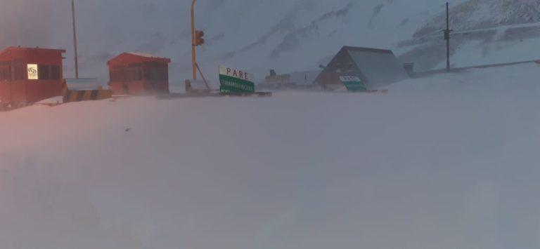 Estado de las rutas de Mendoza en este temporal invernal