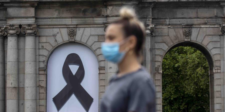 Madrid reporta su primer día sin muertes por COVID-19 desde que inició la pandemia