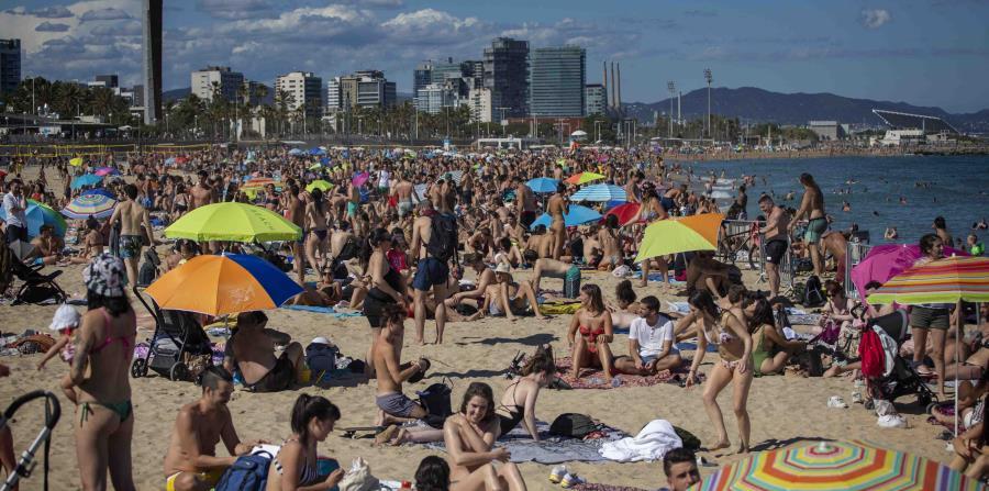 El turismo en Europa inicia una larga recuperación
