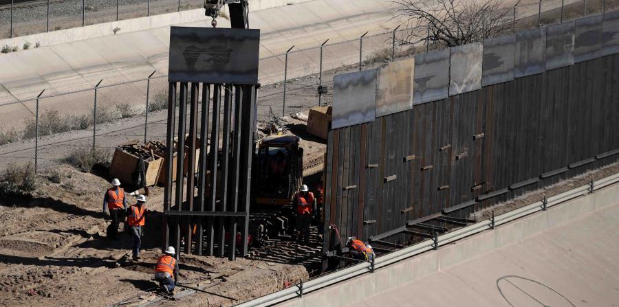 Trump celebrará la construcción de 200 millas del muro en el sur