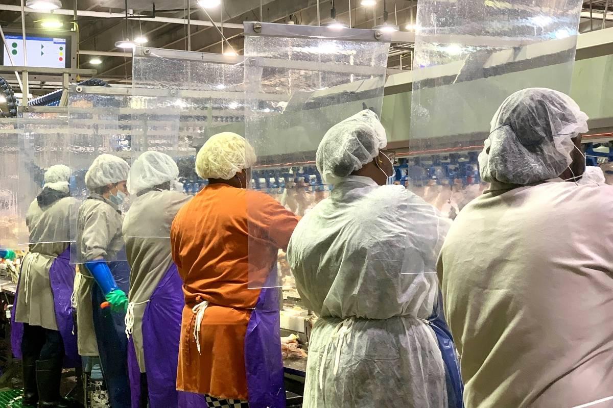 Reportan 371 casos de coronavirus en planta de Missouri