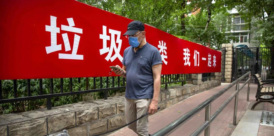 El brote de coronavirus en Beijing parece estar disminuyendo