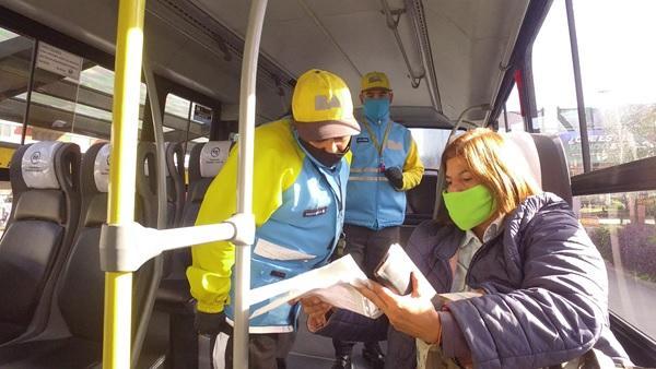 Desde mañana habra controles reforzados en accesos a Capital y uso del transporte publico