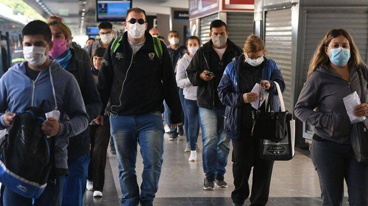 Con 1226 nuevos casos, son 25.987 los infectados y 735 los muertos con coronavirus en Argentina