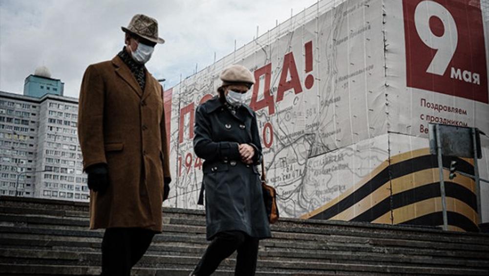 Rusia confirmo casi 8.900 nuevos casos y roza los 7.000 muertos por coronavirus