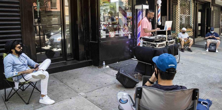 Nueva York reabre parcialmente luego de tres meses de cuarentena