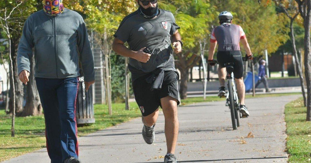 Vuelve el running: recomendaciones para salir a correr tras 80 dias de cuarentena