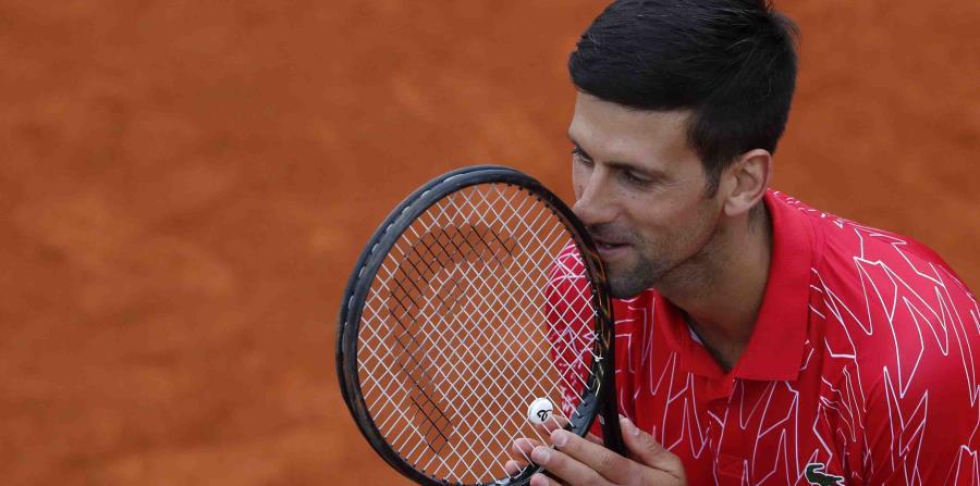 Novak Djokovic, el tenista número uno en el mundo, da positivo a COVID-19