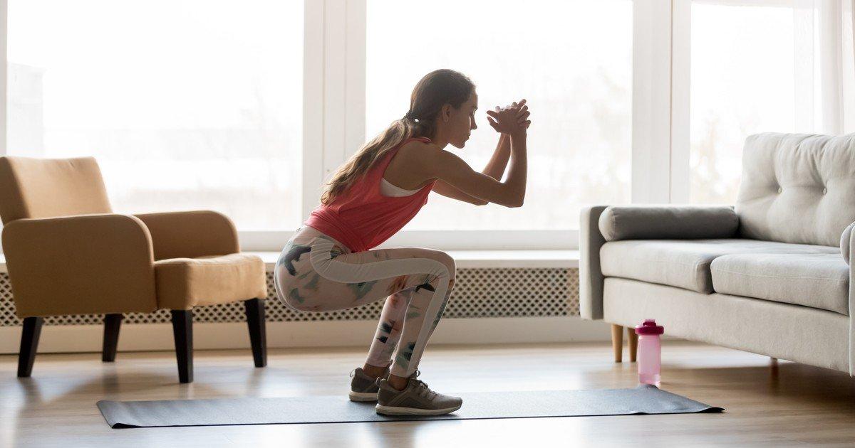 CrossFit en casa: circuito de entrenamiento EMOM