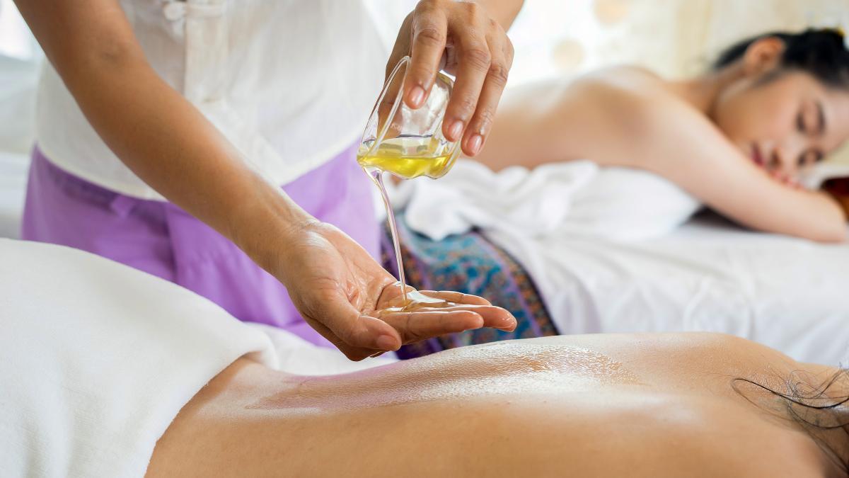 ¿Como se hace un masaje de drenaje linfatico en el abdomen o en las piernas?