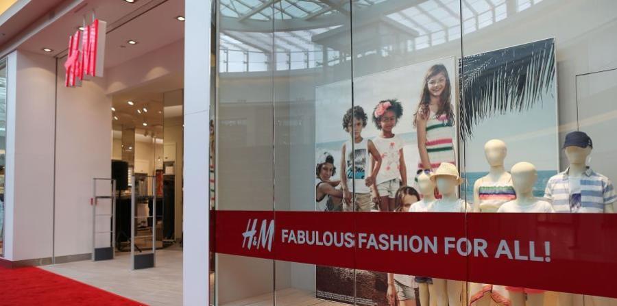 Ventas de H&M se desplomaron entre marzo y mayo