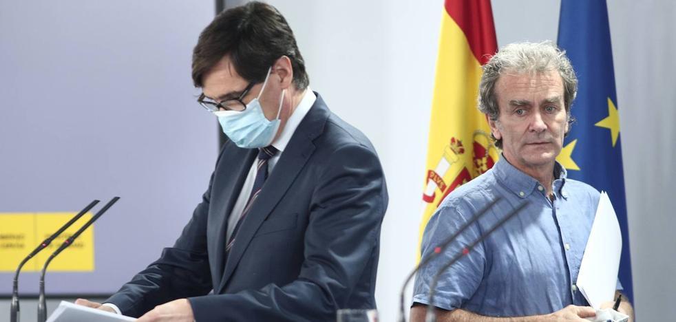 Sanidad actualiza en 28.313 el numero de fallecidos por la pandemia