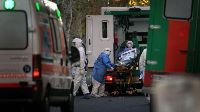 Coronavirus: confirmaron ocho nuevas muertes y suman 1.192 las victimas en la Argentina