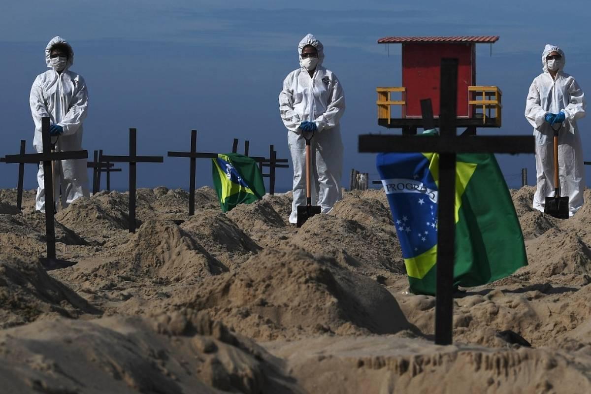 Pandemia se agrava en America Latina y segunda ola amenaza a Europa