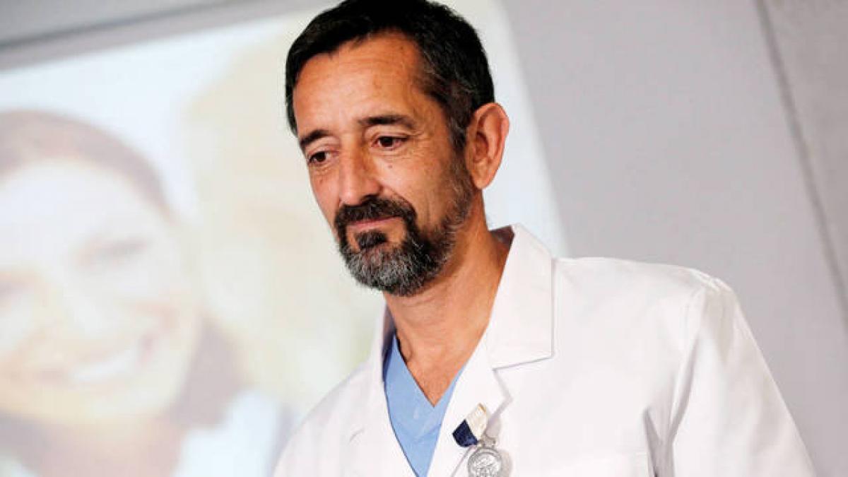 El nuevo 'milagro' medico que afronta el doctor Pedro Cavadas