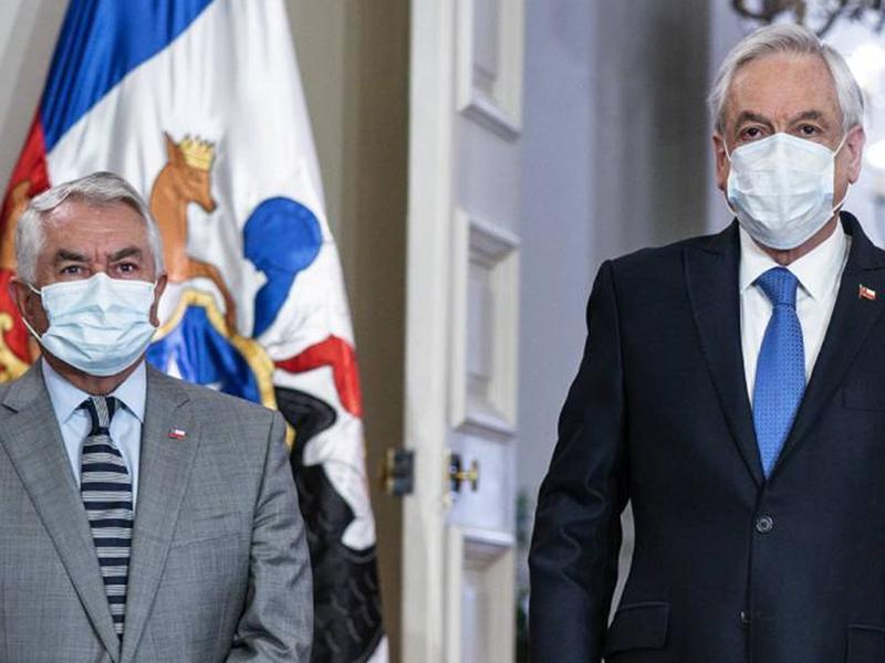 Algo huele mal en Santiago: la relacion entre pandemia y crisis politica e institucional