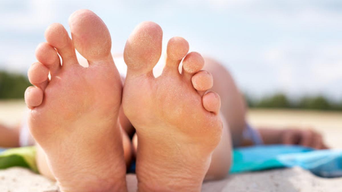 Como cuidar de nuestros pies en verano