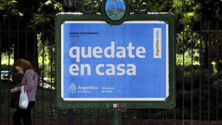 Coronavirus: con seis nuevas muertes, el total de victimas en la Argentina ascendio a 1.049