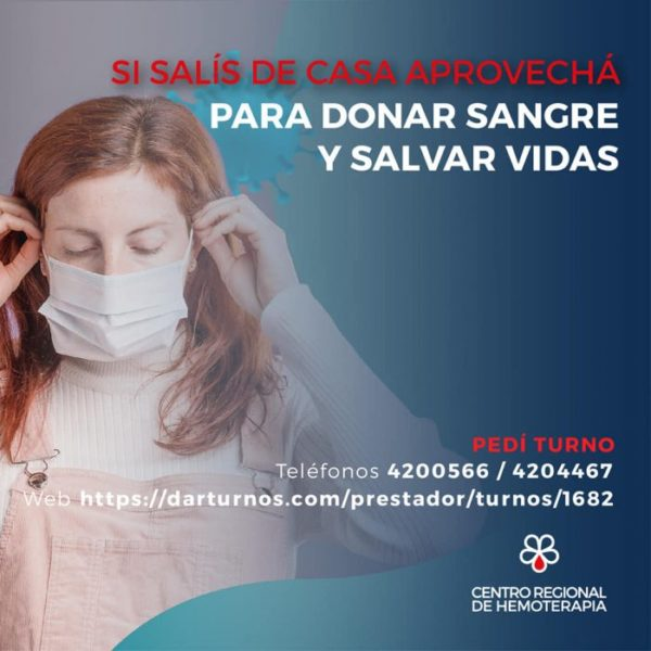 Ex Pumas realizaron campaña solidaria de donacion de sangre